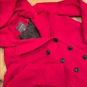 Covington Women's Hooded Pea Coat